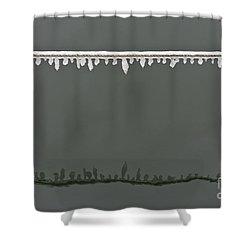 Rimy Rope 2.1 Shower Curtain by Heiko Koehrer-Wagner