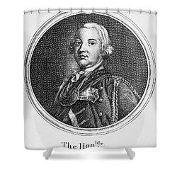 Robert Monckton (1726-1782) Shower Curtain by Granger