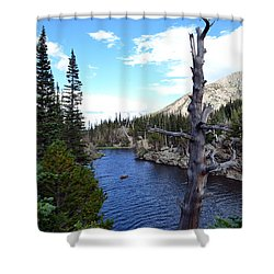 Rocky Mountain National Park1 Shower Curtain