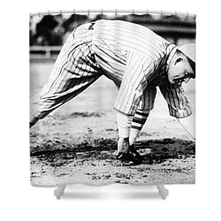 Rogers Hornsby (1896-1963) Shower Curtain by Granger