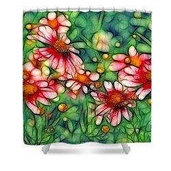 Rondo Shower Curtain by Aimelle