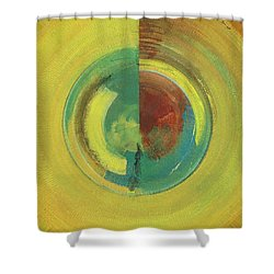 Rounded Shower Curtain