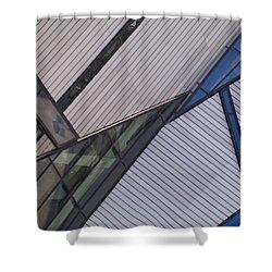 Royal Ontario Museum, Toronto, Ontario Shower Curtain by Keith Levit