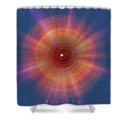 Sacred Insight Shower Curtain