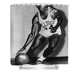 Samuel Jones (1933- ) Shower Curtain by Granger