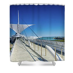 Santiago's Briese Soleil Shower Curtain