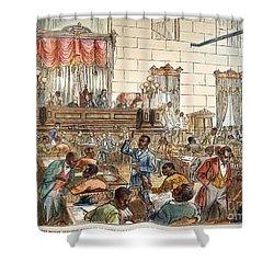 Sc: Legislature, 1876 Shower Curtain by Granger
