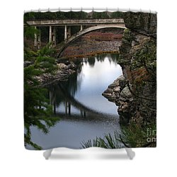Scenic Fashion Shower Curtain