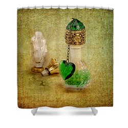 Scents Of Days Gone By Shower Curtain by Jai Johnson