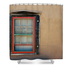 School House Window Shower Curtain