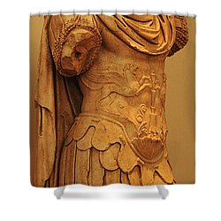Sculpture Olympia 2 Shower Curtain by Bob Christopher