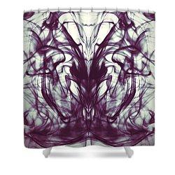 Sea Horse Shower Curtain by Sumit Mehndiratta