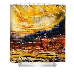 Sedona Sky Shower Curtain