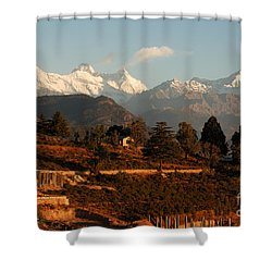 Shower Curtain featuring the photograph Serenity by Fotosas Photography