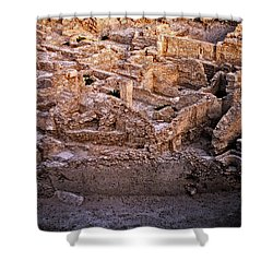 Seven Civilizations Shower Curtain by First Star Art