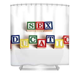 Sex education shower