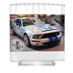 Shelby  Shower Curtain
