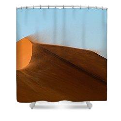 Shifting Sand Shower Curtain
