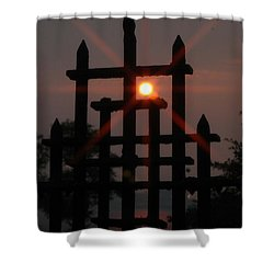 Shore Road Shower Curtain