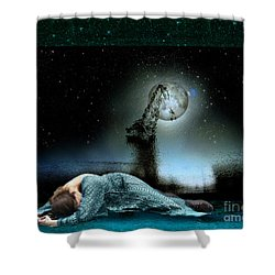 Shrine Of Dreams Shower Curtain