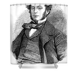 Sir Francis L. Mcclintock Shower Curtain by Granger