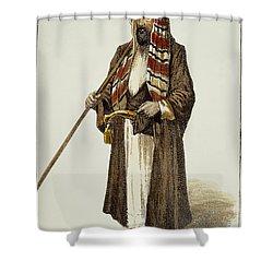Sir Richard Francis Burton Shower Curtain by Granger