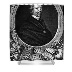 Sir Thomas Roe (c1581-1644) Shower Curtain by Granger