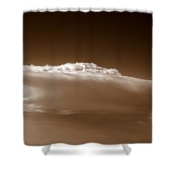 Sky Surfer Shower Curtain by Ed Smith