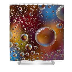 Smartie Drops Shower Curtain