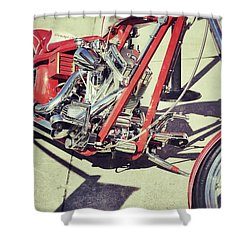 Snap On Shower Curtain