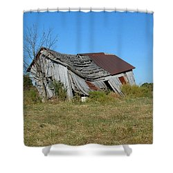 Shower Curtain featuring the photograph So Tired by Deena Stoddard