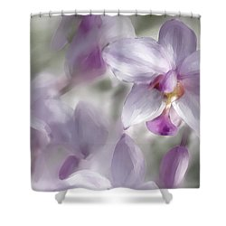 Soft Pink Shower Curtain