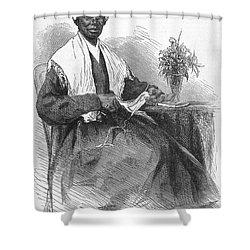 Sojourner Truth (d.1883) Shower Curtain by Granger