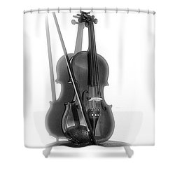 Solo Performance Shower Curtain