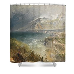 Sorrento Shower Curtain by JB Pyne