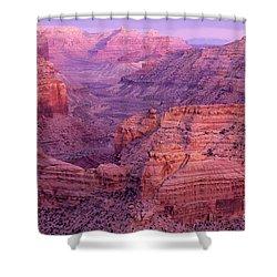 Splendor Of Utah Shower Curtain by Bob Christopher