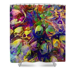 Spring In My Mind Shower Curtain