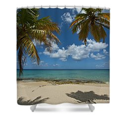 St Croix Afternoon Shower Curtain
