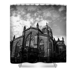 St Giles Cathedral Edinburgh Shower Curtain