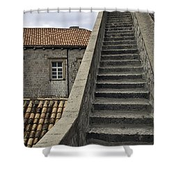 Stairs 1 Shower Curtain by Madeline Ellis