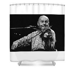 Stephane Grappelli 1 Shower Curtain