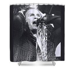 Steven Tyler Rocks It Shower Curtain