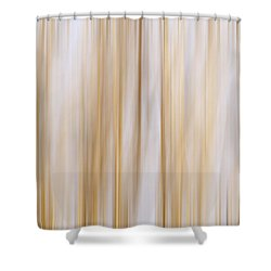Sticks Shower Curtain