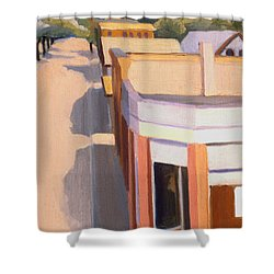Stoneham Square Three 1979 Shower Curtain