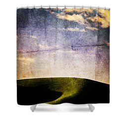 Storybook Shower Curtain by Andrew Paranavitana