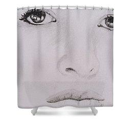 Stunning Shower Curtain by Nik English
