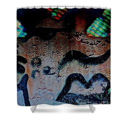 Sublime State Shower Curtain by Contemporary Luxury Fine Art