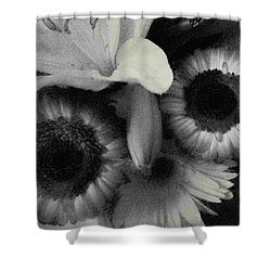 Shower Curtain featuring the photograph Subterranean Memories 5 by Lenore Senior