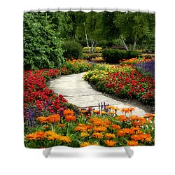 Summer In Cantigny 1 Shower Curtain