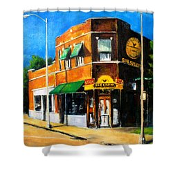 Sun Studio - Day Shower Curtain